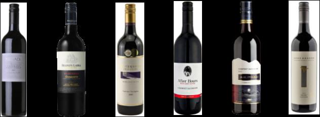 Vinloco Top 50: cabernet sauvignon
