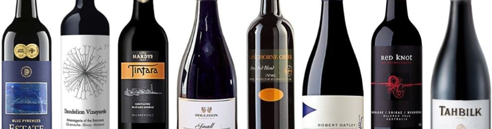 Strawberries & snowflakes: The Top 20 Red Blends